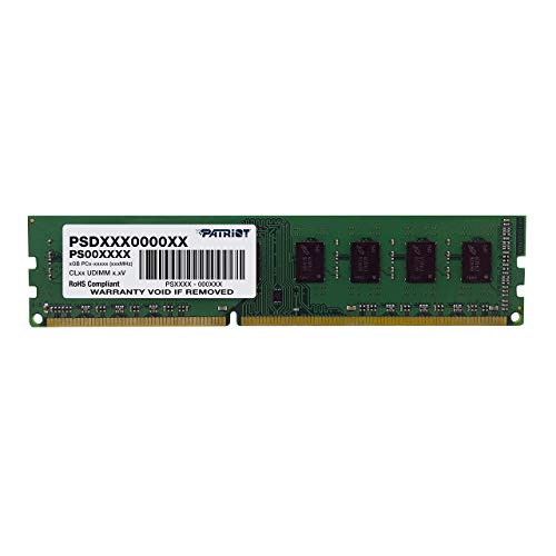 Patriot 4GB DDR3 1333MHz Desktop RAM