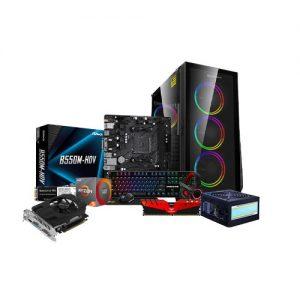 Exclusive PC B550M-HDV AMD Ryzen 5 3500