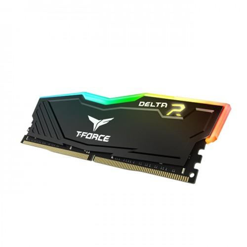 Team Delta RGB 8GB DDR4 3200MHz Desktop RAM3