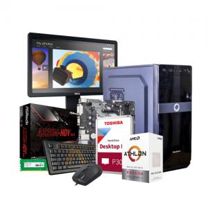 Exclusive PC AMD Athlon 3000G