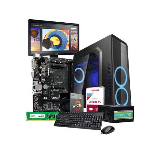 Exclusive PC AMD Ryzen 3 3200G