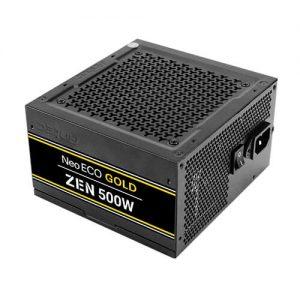 Antec Neo Eco Gold Zen 500W Non Modular Power Supply