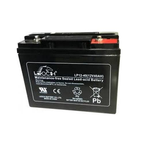 leoch lp12 40 battery 500x500 1