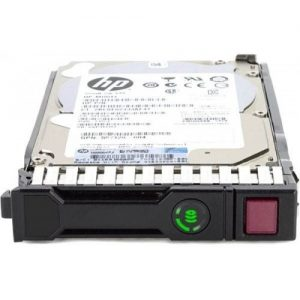 """HP Server 600 GB 2.5"""" 10000 Rpm G8 And G9 HDD SAS"""