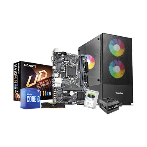 INTEL CORE I3-10100 10TH GEN BUDGET PC