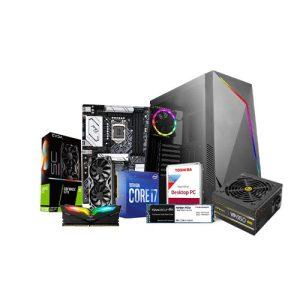 Intel 10th Gen Core i7-10700 Gaming PC