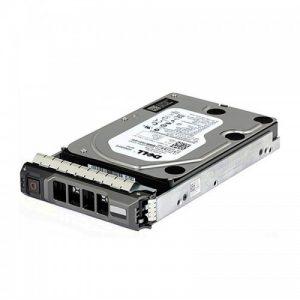 """Dell 1TB 7.2K RPM Near-Line SAS 512n 3.5"""" Hot Plug Hard Drive, CusKit"""