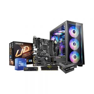 INTEL CORE I5-10500 10TH GEN BUDGET PC