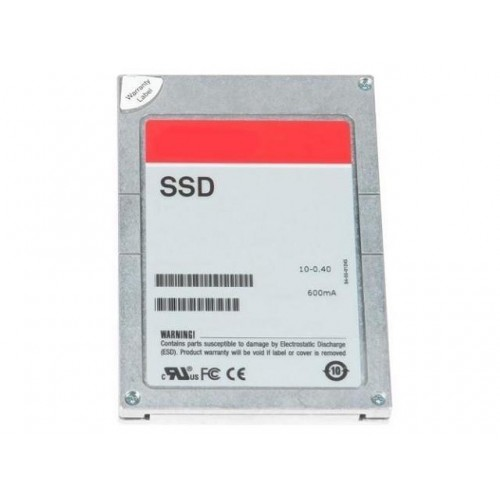 Dell 400GB SSD SATA, Mix Use MLC 6Gbps 2.5in Drive, THNSF8