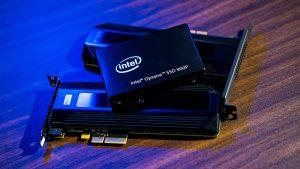 intel 900P SSD