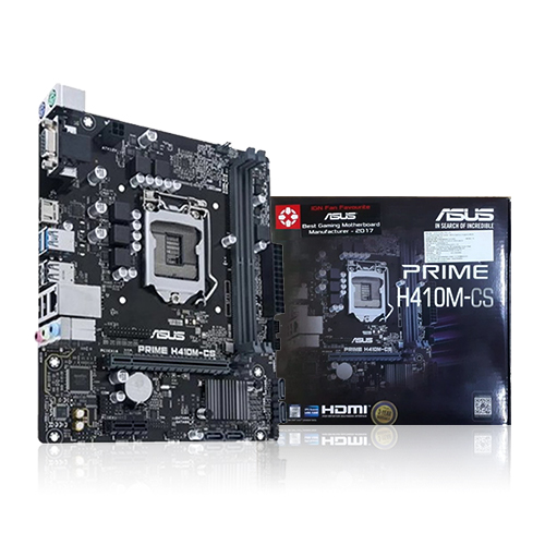 Asus Prime H410M-CS